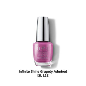 OPI Infinite Shine לק לציפורניים Grapely Admired ISL L12
