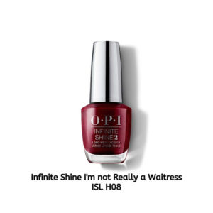 OPI Infinite Shine לק לציפורניים I'm Not Really a Waitress ISL H08