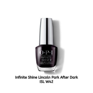 OPI Infinite Shine לק לציפורניים Lincoln Park After Dark ISL W42