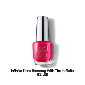 OPI Infinite Shine לק לציפורניים Runnig with the In-finite Crowd ISL L05