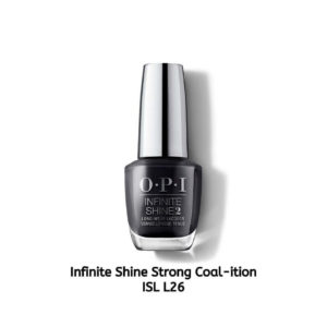 OPI Infinite Shine לק לציפורניים Strong Coal-ition ISL L26