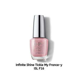 OPI Infinite Shine לק לציפורניים Tickle my France-y ISL F16