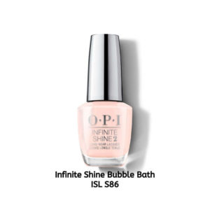 OPI Infinite Shine לק לציפורניים Bubble Bath ISL S86