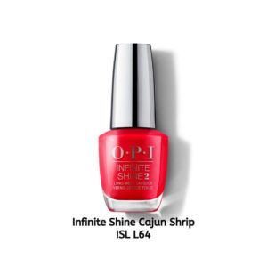 OPI Infinite Shine לק לציפורניים Cajun shrimp ISL L64