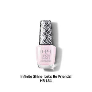OPI Infinite Shine לק לציפורניים Let's Be Friends! HR L31