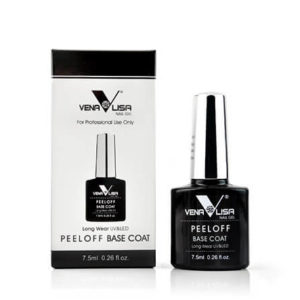 venalisa peel off base coat בייס קוט