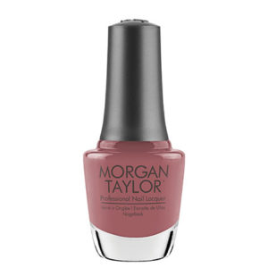 Morgan Taylor לק לציפורניים It's your mauve