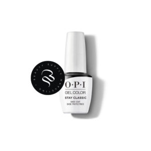OPI בסיס ג'ל בייס קוט GelColor Stay Classic